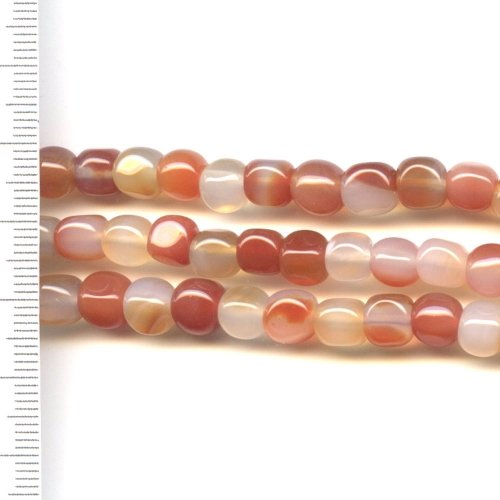 Carnelian Multi Nuggets 6-7mm