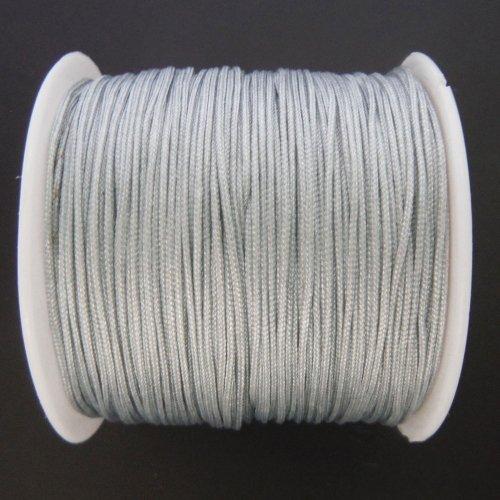 Cord Silver Grey