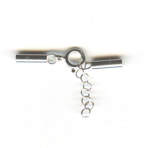 Sterling Silver Bell Closer 10mm