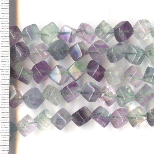 Fluorite Cubes 6mm
