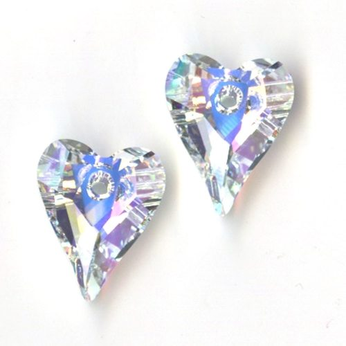 Swarvoski Crystal Wild Heart AB 17mm