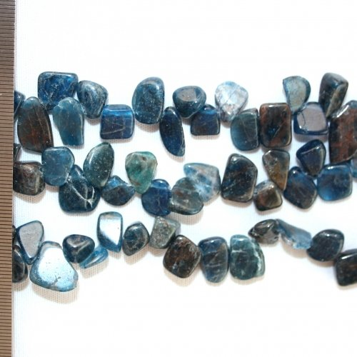 Apatite Blue Nuggets