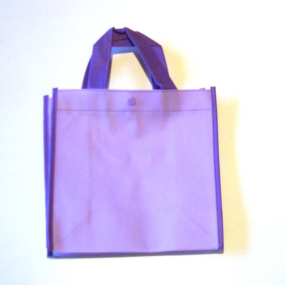 Lilac Fabric Bag (10pcs)