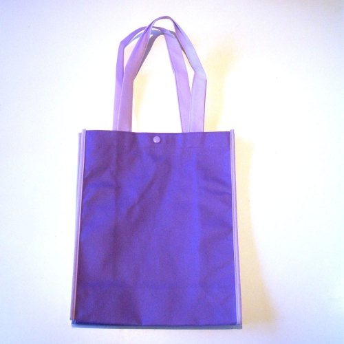 Purple Fabric Bag (10 pcs)