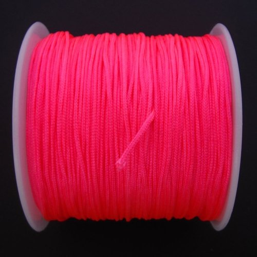 Cord Neon Pink