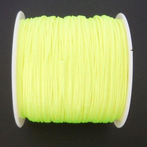 Cord Neon Yellow