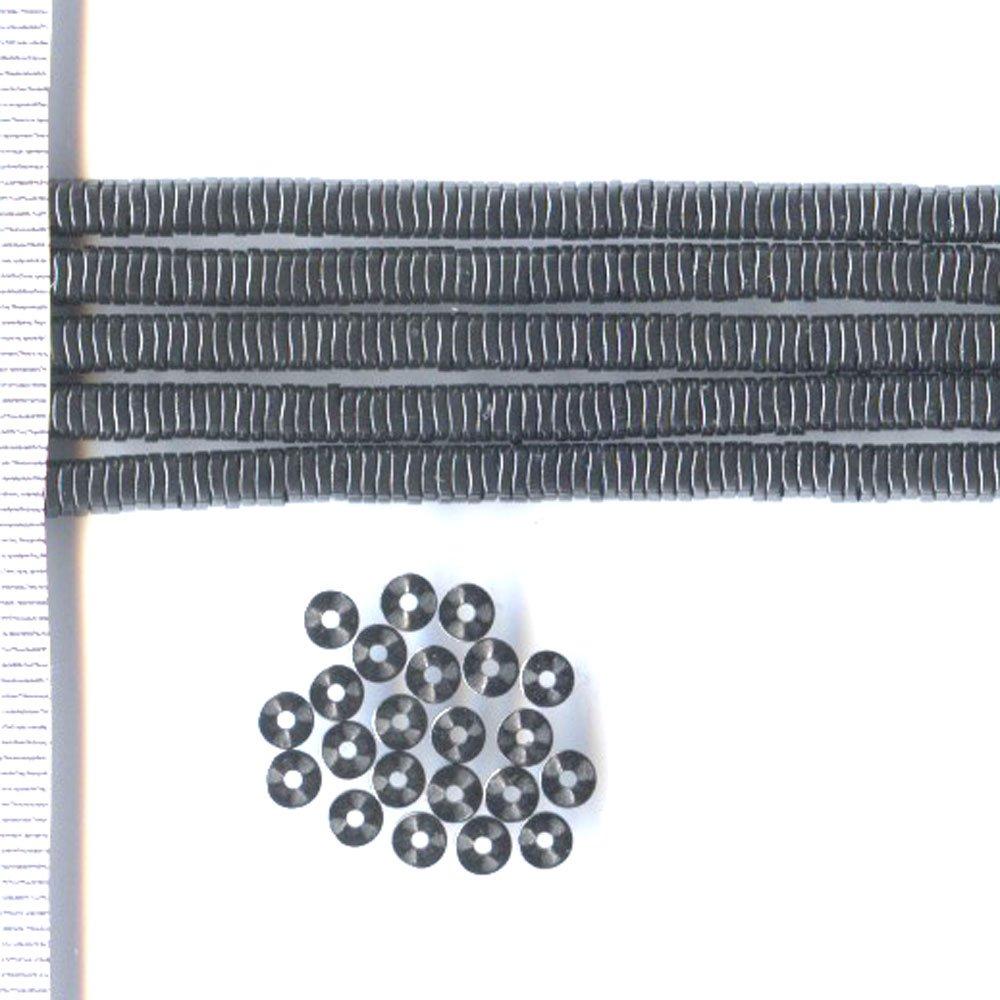 Hematite Heshi 1x4mm