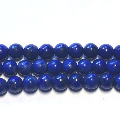 Lapis Lazuli Round 4mm