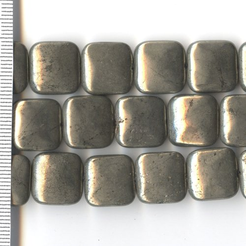 Pyrite Square 14x14mm