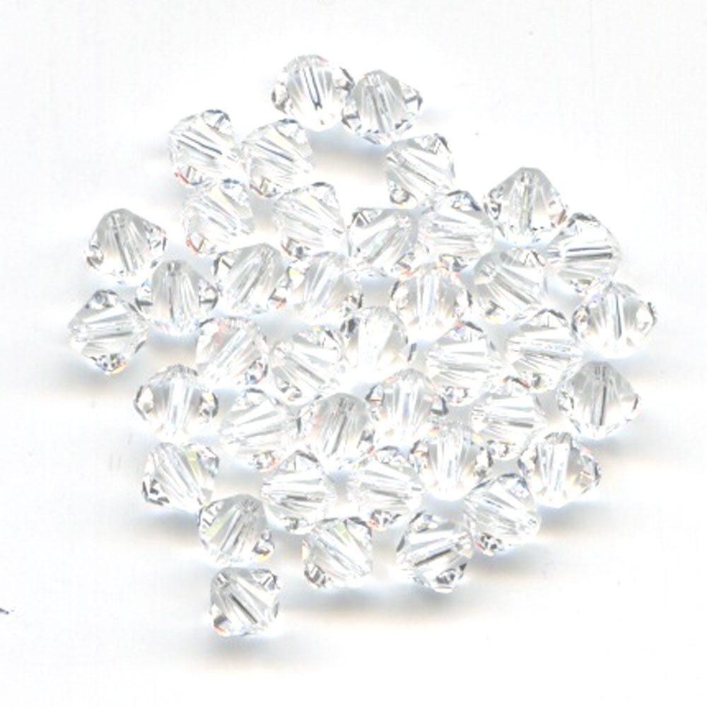 Swarvoski Crystal 4mm Bicone