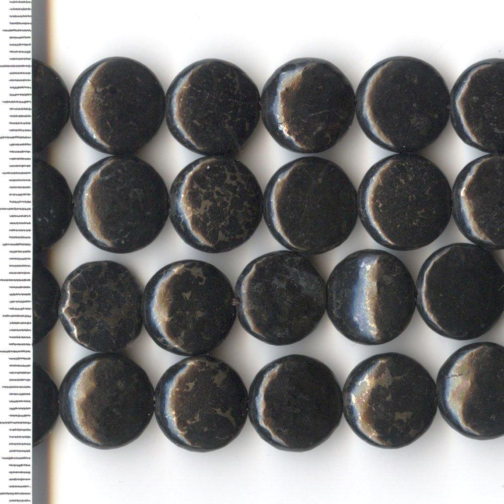 Pyrite Coin 14mm